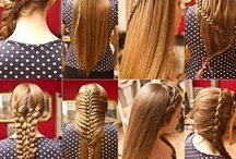 hair ideas for my daughters / by Dianne Camarillo