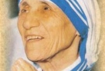 Mother Theresa / by Dianne Camarillo