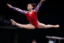 Gymnastics Got to love it !!!!!!!!!!!!!! / by Dianne Camarillo
