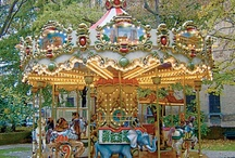 Wonders of Caroussels / by Dianne Camarillo