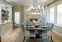 Dining Room / by Yvonne Knebel