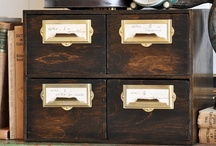 Craft Ideas - Furniture/For the Home / by Tracey Jackson