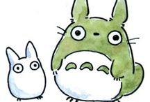 Totoro! / by Amy Rue