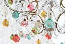 ♥ Christmas / Gorgeous Christmas ideas and decorating.