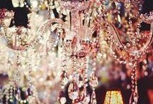 ♥ Chandeliers / Gorgeous Chandeliers / by Rebecca Jayne