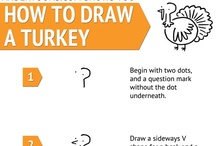 How To Draw A Cartoon Turkey / by Andertoons