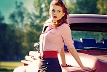 Vintage/Retro/Pinups! / by Angelina Perez