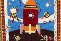 Quilt Love - Kids / by Yvonne Knebel