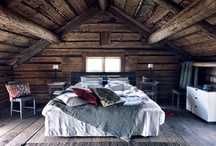 bedrooms / by Shelley Parks