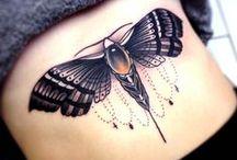 Ink / by Vanessa Senyk