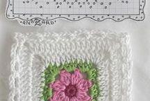 crochet ideas / by Tina Christensen