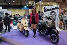 Vespa @Tokyo Motorcycle Show 2013 / Tokyo, 22th - 24th March