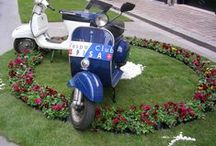 """Vespa in fiore"" - Vespa Club Pisa / Pisa, 22th - 24th March 2013"