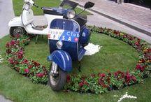 """""""Vespa in fiore"""" - Vespa Club Pisa / Pisa, 22th - 24th March 2013"""