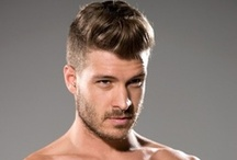 The Man Do / Men's Haircuts and Men's Hair Styles / by Debra Finck