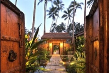 Lodging in Sri Lanka / by Trekurious - Experiential tours and activities in Sri Lanka