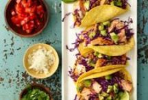 Grilled Mexican / Delicious grilling recipes with a fresh Mexican twist! / by Old El Paso
