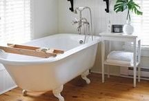 Home~Bathroom / by Amy Rue