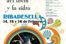 IV Jornadas del Arcín y la Sidra / Jornadas gastronómicas del Arcín (erizo de mar) y la sidra en restaurantes y bares del municipio de Ribadesella.