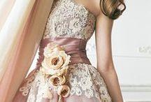 ♥ Wedding / Weddings, wedding dresses, and ideas / by Rebecca Jayne