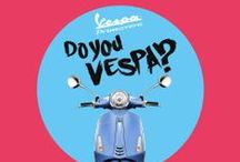 NEW Vespa Primavera / The return of the Vespa Primavera, designed by future! The new Vespa begins with an advanced streamlined look. Discover More!