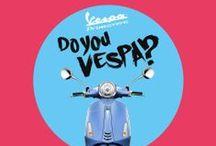 NEW Vespa Primavera / The return of the Vespa Primavera, designed by future! The new Vespa begins with an advanced streamlined look. Discover More!