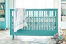 Home~BABY~ Bedroom / nursery ideas / by Amy Rue