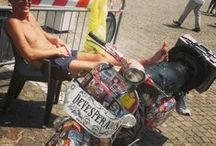 Vespa LOL - the funniest and most creative from VWD2014
