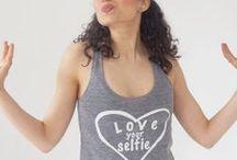 Love Your Selfie Top