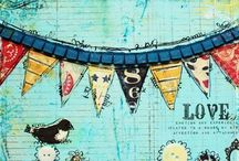 Banners, Buntings and Garland