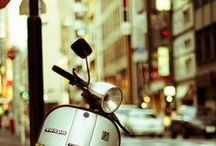 Vespa & the city
