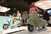 Vespa: Eicma 2015 / The best pictures of Eicma 2015. Thank you for being part of it. See you next year! http://bit.ly/Vespa_Eicma