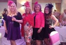 Charity Events / Charity events Race For Life, Cash for kids ascot day