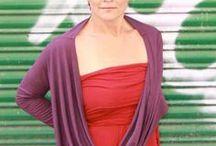 Women's purple flowy dress and shrugs /  Women's purple dresses, wraps, Lotus flower camisoles, cap sleeve and three-quarter sleeve t-shirts. www.jqlovesu.com