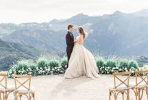 MARRIED / Some of our favorite images from incredible talented wedding photographers around the world!