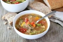 Good Eats Soup, Stews and Chili