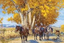 Western Art Capitol of the World / Art, Western Art, Authentic, Native American Art. / by National Cowboy Museum