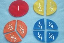Homeschool Math Fractions, Decimals & Percents / Teaching fractions, decimals, and percentages