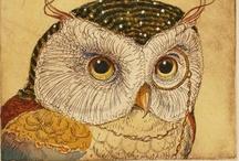 Owls / by JoAnn Okey