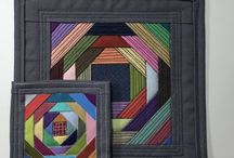 Quilts by me / Quilts I have lovingly made.