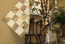 Quilts by others / Beautiful quilting by others.