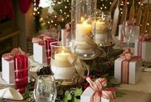 Holiday Ideas / Holiday food, decor, wreaths, and party ideas