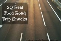 Real Whole Foods / Nothing but real food recipes here! All types from great food bloggers.