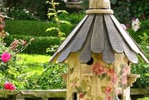 Feathering the Nest - - Birdhouses