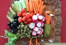 Good Eats Salads and Veggie Appetizers / This board is dedicated to salads and fresh vegetable appetizers.