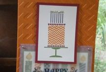 Stampin' Up! / Also see my card samples and video tutorials on my blog at sweetpea.stamping@tumblr.com