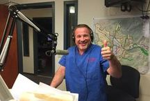 Various Radio / Dr. Mike has been on many various radio programs. Have a listen and let us know what you think!