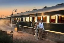 Rovos Rail Station / by Rovos Rail Tours