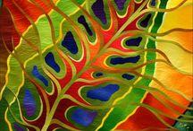 Warm Glass Color Combos