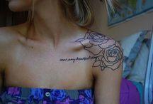 Tattoos / by Ashley Williams